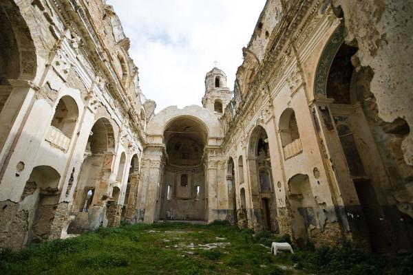 chiesa bussana vecchia