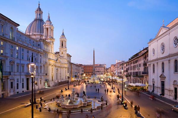 Piazza Navona - Roma