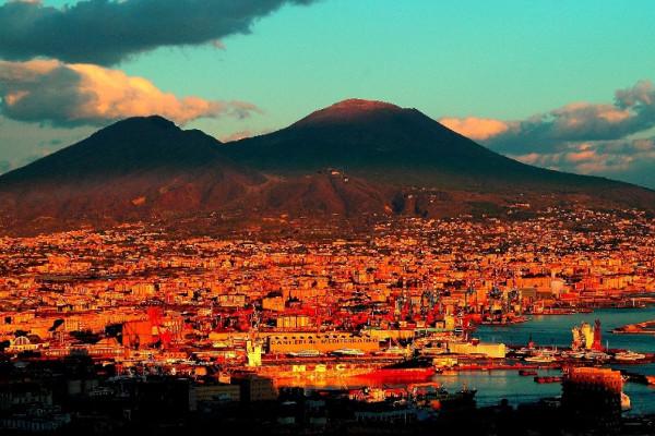 Vulcano Vesuvio - Napoli
